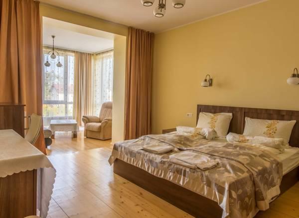 Patogus keturvietis /Comfortable quadruple room / Удобный четырехместный номер